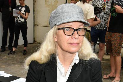 Dominique Issermann  le 22 juin 2016 à Paris