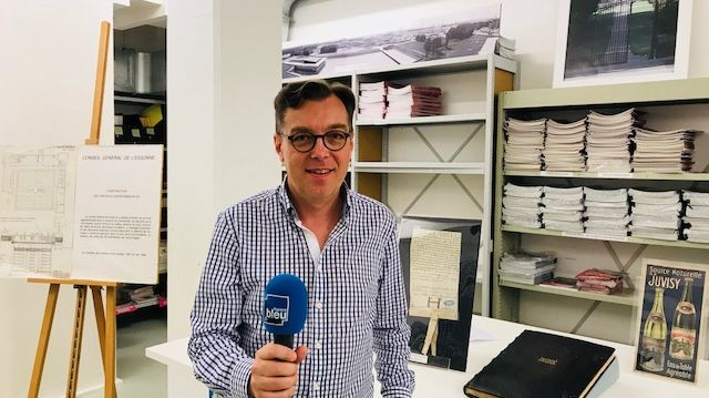 Pierre Quernez - Directeur des archives départementales de l'Essonne