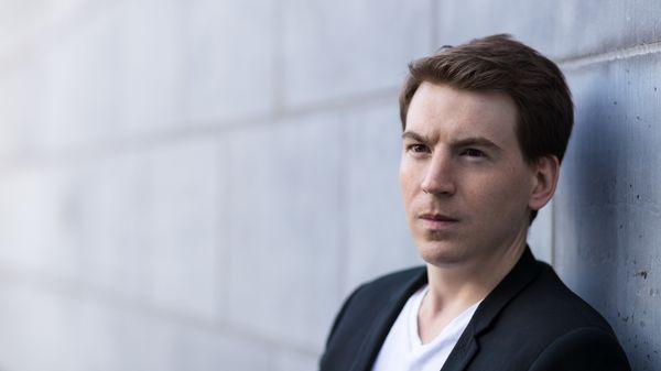 Le pianiste Nathanaël Gouin est l'invité de Réveil Classique