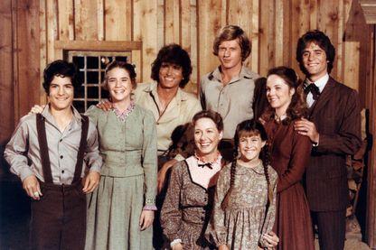 La petite maison dans la prairie saison 7 avec la famille Ingalls,