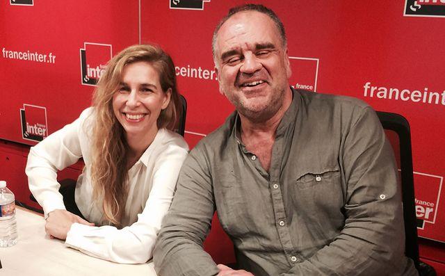 Laurent Delmas et Barbara Carlotti