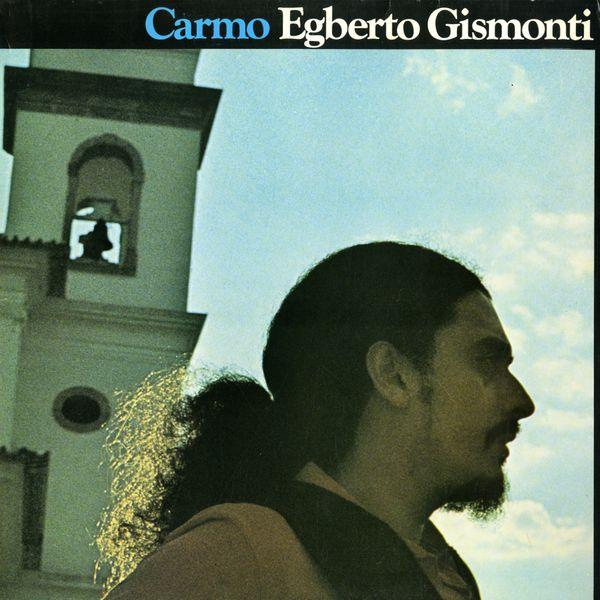 CD Egberto Gismonti Carmo