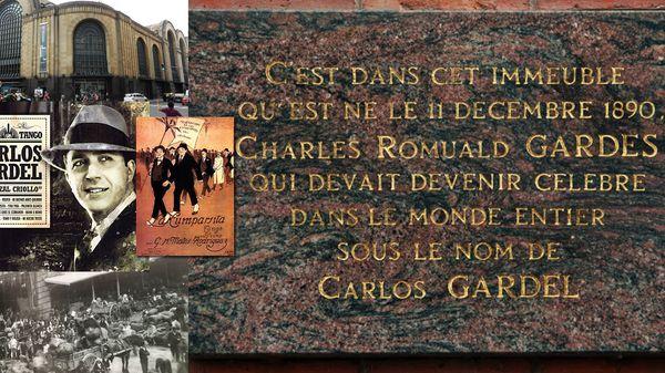 Le Rio de la Plata, la Musique et le Monde #15 : Carlos Gardel, Premières années entre Buenos Aires  et Montevideo