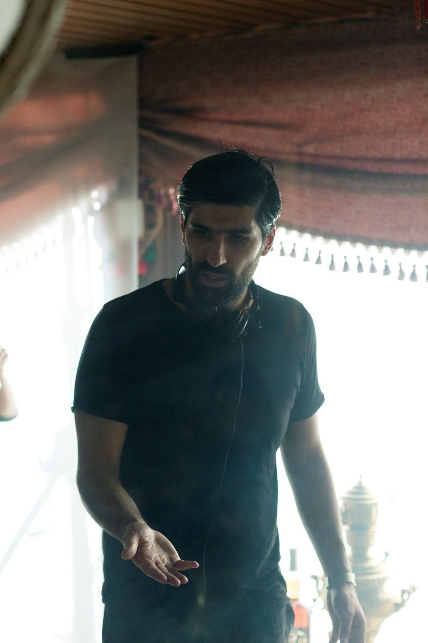 Le réalisateur iranien Milad Alami