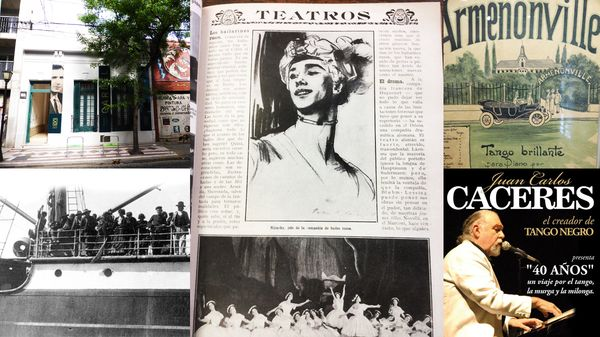 Le Rio de la Plata, la Musique et le Monde #14 : Les Ballets Russes au Rio de la Plata