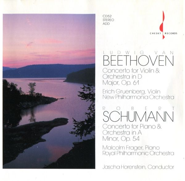 CD Beethoven / Horenstein