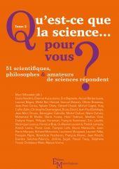 Qu'est ce que la science ?
