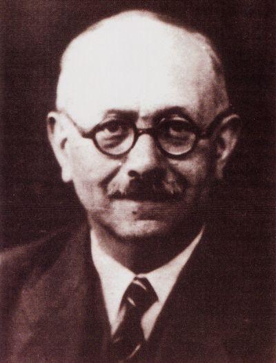 L'historien et résistant Marc Bloch