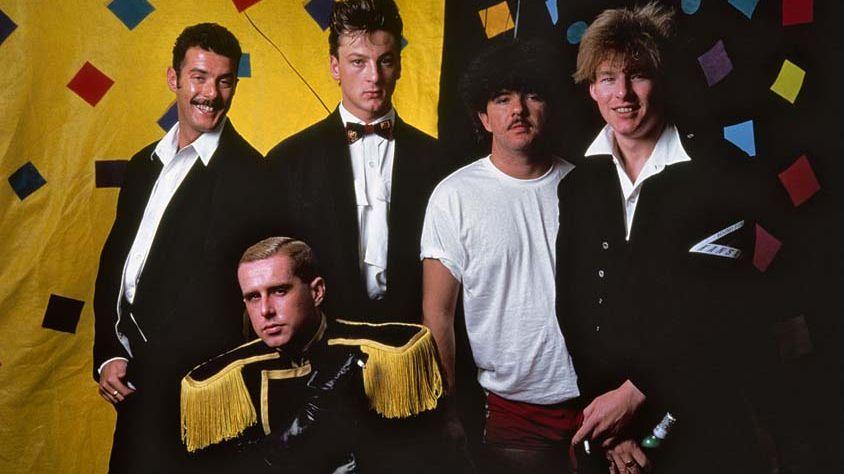 Pas de doute, nous sommes bien dans les années 80 avec Frankie Goes to Hollywood.