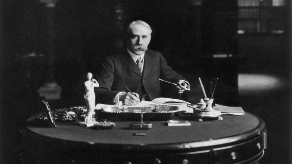 Mystère autour d'un manuscrit d'Edward Elgar