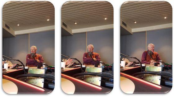 Alain Badiou, une connaissance des arts à 360 degrés. (18 juin 2018 - Studio 132 de Radio France).