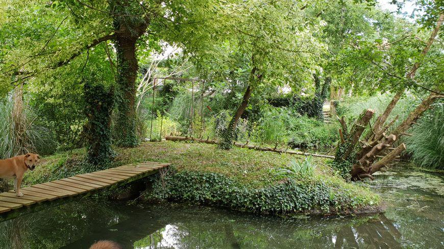 Les jardins de la source