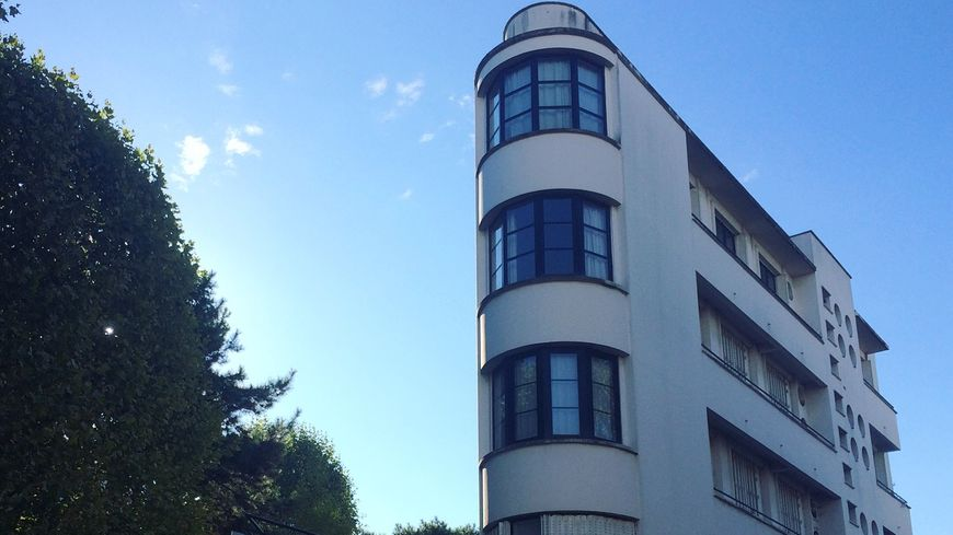 Boulogne-Billancourt : Rue Denfert-Rochereau