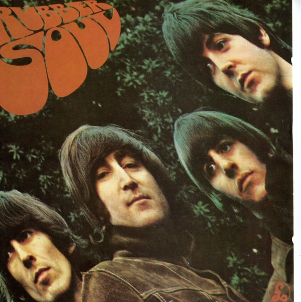 CD Beatles Rubber Soul