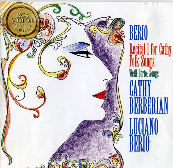 CD Cathy Berberian