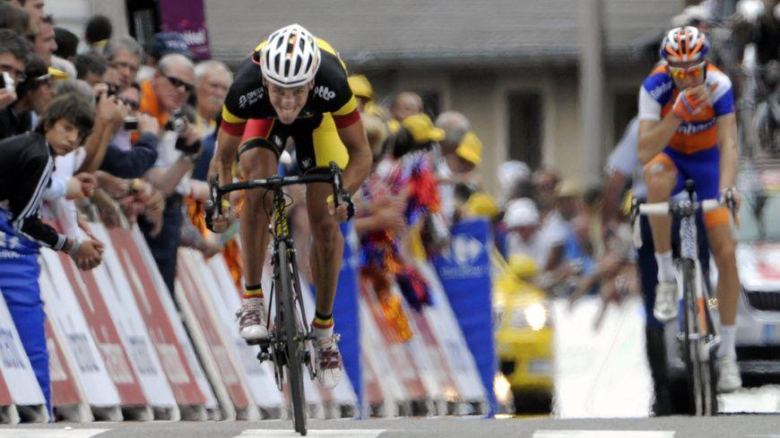 Le Tour de France était passé par Lourdes en 2011.