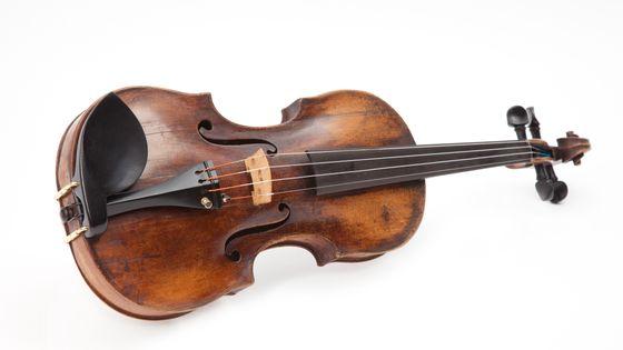 Le violon valait 5 000 fois son prix de vente (image d'illustration)
