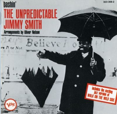 Jimmy Smith, album Bashin'