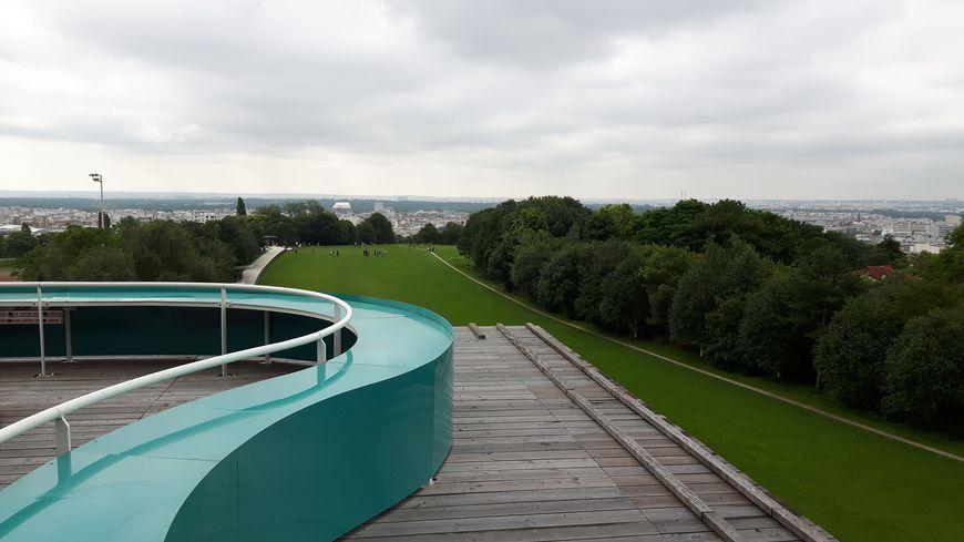 Le parc Jean Moulin - les Guilands, en Seine-Saint-Denis