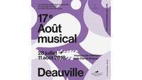Août musical de Deauville - édition 2018