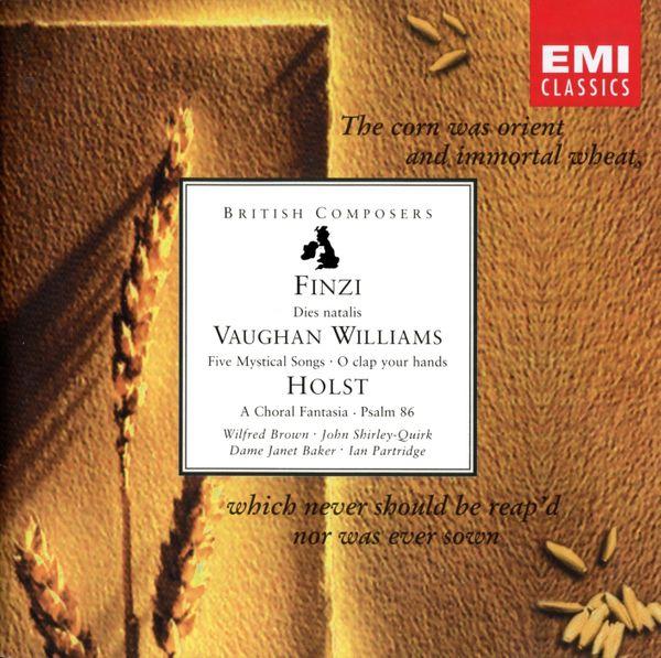 CD Vaughan-Williams