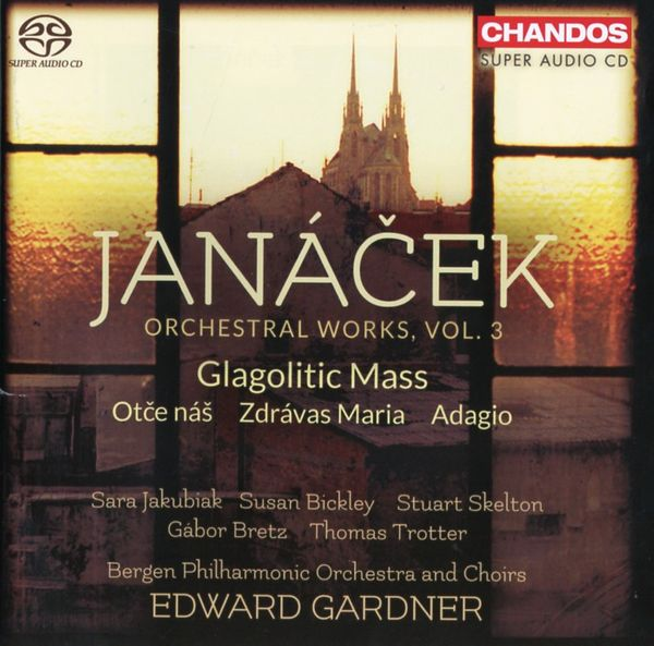 CD Janacek Messe Glagolitique