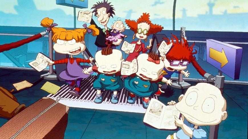 Le dessin anim les razmoket fait son retour avec une - Dessin anime grand galop saison 3 ...