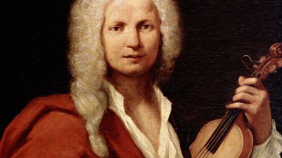 Antonio Vivaldi (1678-1741). Civico Museo Bibliografico Musicale, Bologna, Italy.