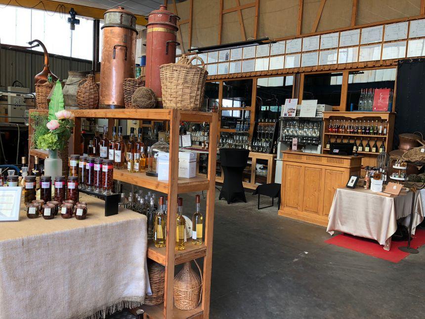 La distillerie vous propose des produits 100% artisanaux !