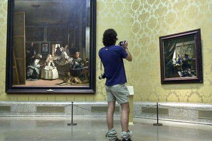 Les Ménines, au musée du Prado, à Madrid