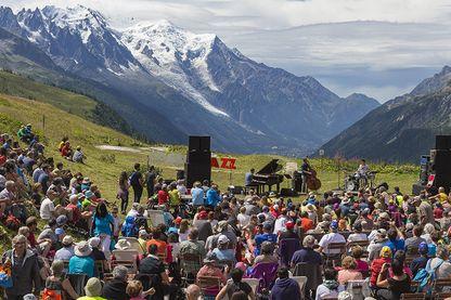 Cosmojazz, le jazz au pied du Mont Blanc