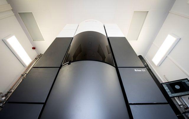 À l'Institut Pasteur, le microscope Titan Krios pourra fonctionner 24 heures sur 24 et 7 jours sur 7
