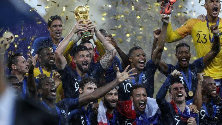 La France championne du monde : découvrez le nouveau maillot