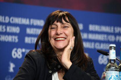 Sylvie Pialat au Festival de Berlin en février 2018