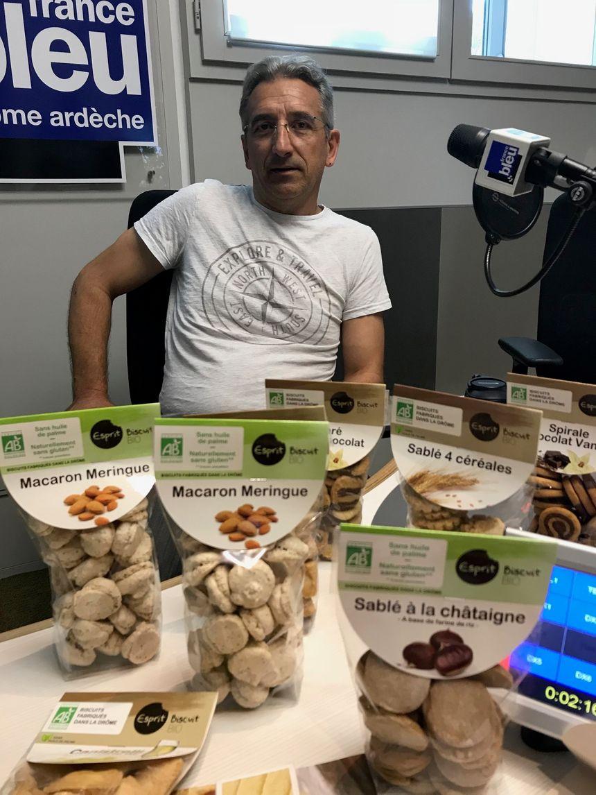 Bernard Blache Esprit Biscuit Bio