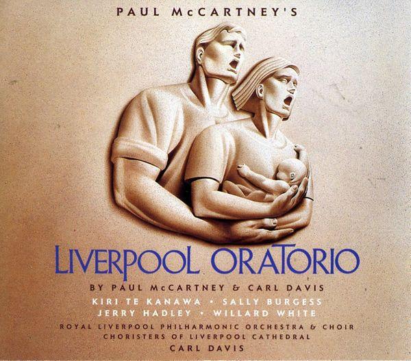 CD Mc Cartney / Liverpool Oratorio