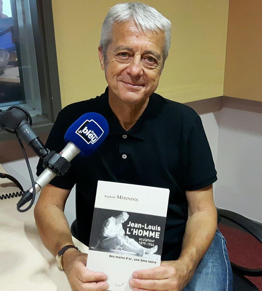 L'auteur et élu d'opposition d'Avignon Raphaël Mérindol