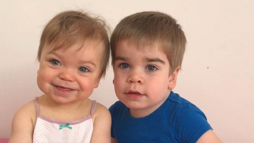 Hugo et Emma sont atteints de la maladie de Sanfilippo de type B