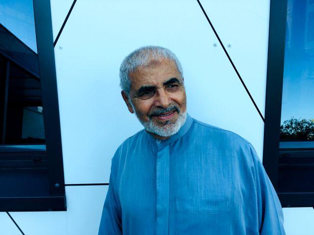 """Mohamed, arrivé du Maroc à la fin des années 60, a travaillé dans le BTP. """"Ici, c'était le paradis""""."""