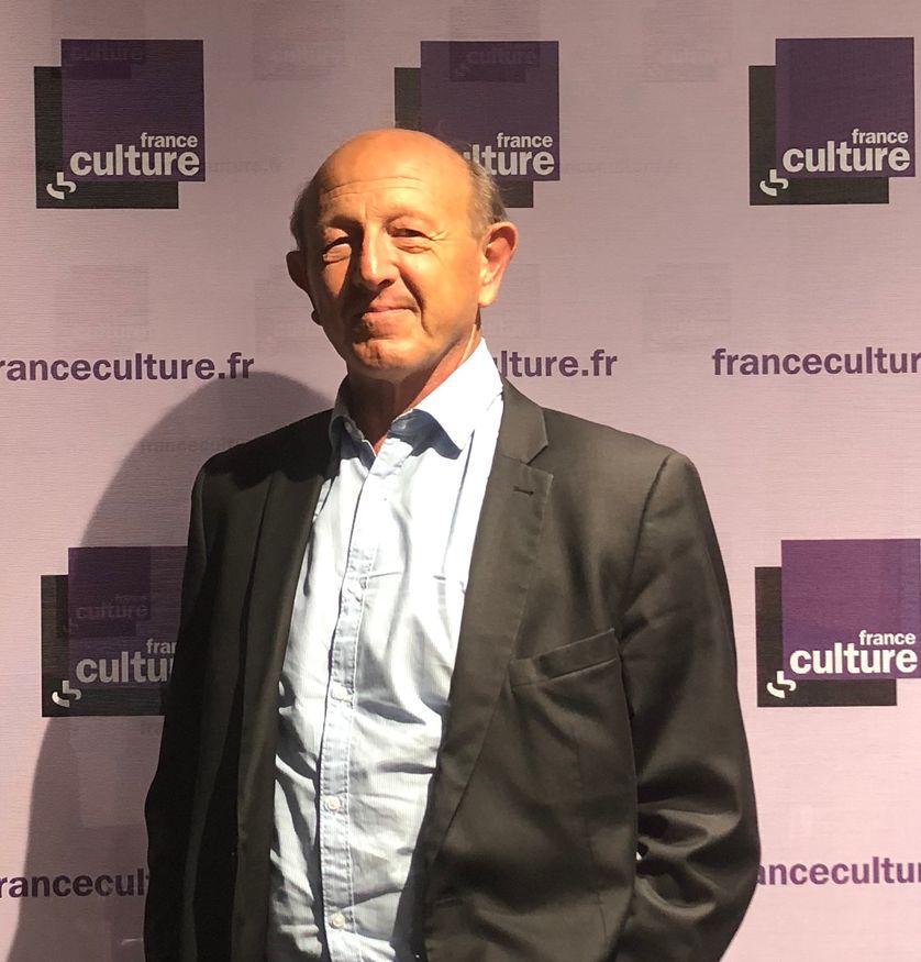 """Jean-Luc Bennahmias, auteur du livre """"Les paradoxes de Monsieur Hulot"""""""
