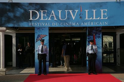 Au Festival de cinéma de Deauville