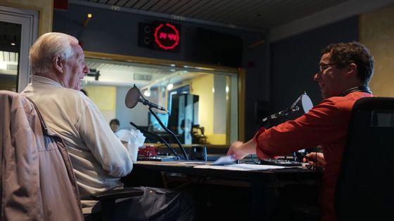 Alain Badiou et Lionel Esparza