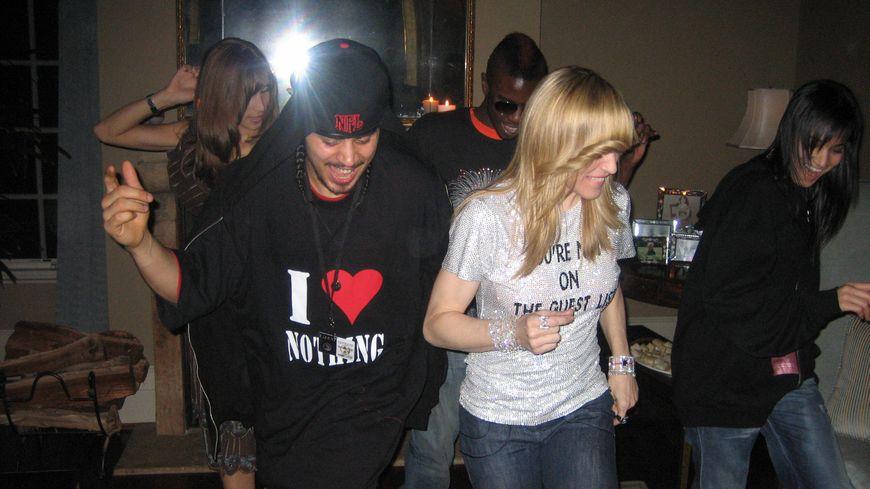 Normann Shay a travaillé dix ans avec Madonna, devenue son amie.