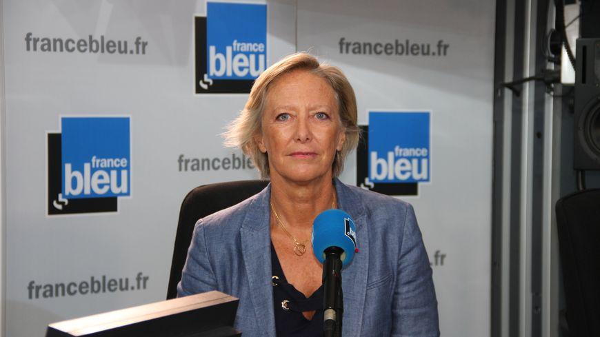 Sophie Cluzel, secrétaire d'Etat aux personnes handicapées
