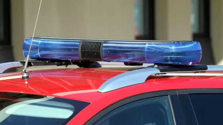 Les pompiers sont intervenus à 6h18 pour un accidentde la circulation mortel à Sablons. Photo d'illustration.