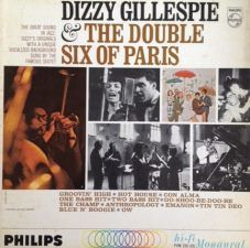 Dizzy Gillespie and The Double-Six of Paris (1963) - PHILIPS