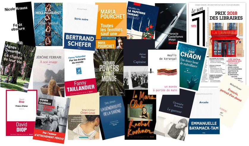 La selection de la rentrée littéraire de la Grande Table d'été