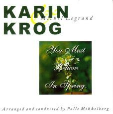 Karing Krog - You must believe in spring (1974) MEANTIME RECORDS 1993