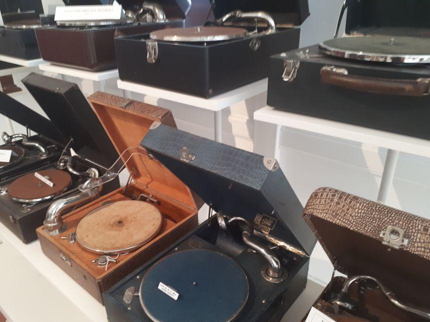 Le musée de l'aventure du son existe depuis 1995.