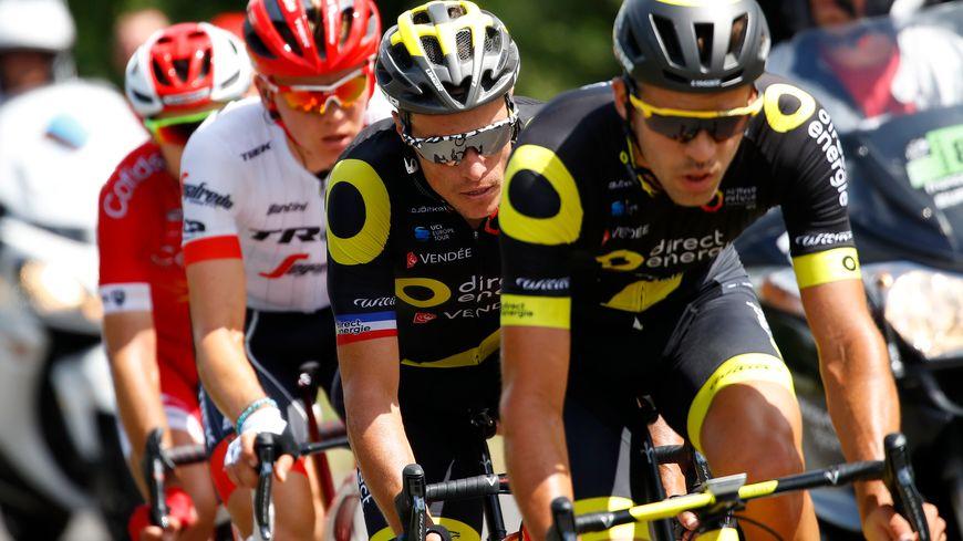 Même si elle n'a pas gagné d'étape sur le Tour de France cette année, l'équipe vendéenne Direct énergie a animé la course à plusieurs reprises